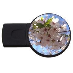 Sakura 2GB USB Flash Drive (Round)