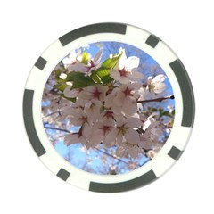 Sakura Poker Chip (10 Pack)