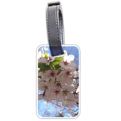 Sakura Luggage Tag (One Side)