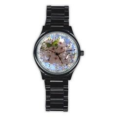 Sakura Sport Metal Watch (Black)