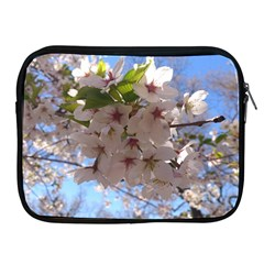 Sakura Apple iPad Zippered Sleeve