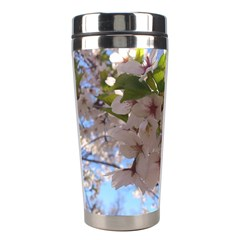 Sakura Stainless Steel Travel Tumbler