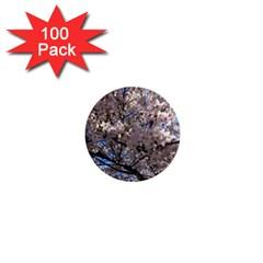 Sakura Tree 1  Mini Button (100 pack)