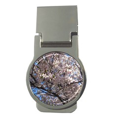 Sakura Tree Money Clip (Round)