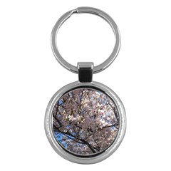 Sakura Tree Key Chain (Round)