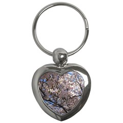 Sakura Tree Key Chain (Heart)