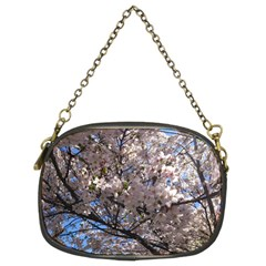 Sakura Tree Chain Purse (two Sided)