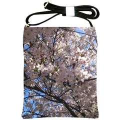 Sakura Tree Shoulder Sling Bag