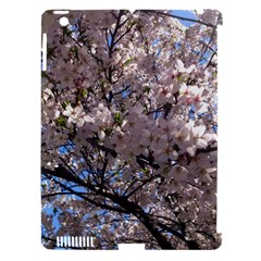 Sakura Tree Apple Ipad 3/4 Hardshell Case (compatible With Smart Cover)