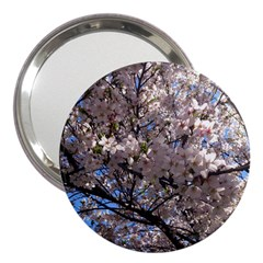Sakura Tree 3  Handbag Mirror