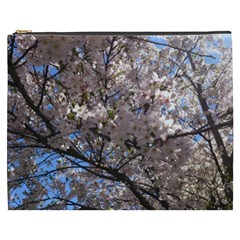 Sakura Tree Cosmetic Bag (XXXL)