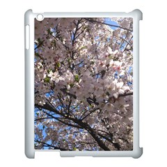 Sakura Tree Apple Ipad 3/4 Case (white)