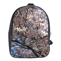 Sakura Tree School Bag (XL)
