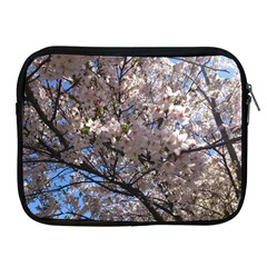 Sakura Tree Apple iPad Zippered Sleeve