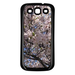 Sakura Tree Samsung Galaxy S3 Back Case (black)