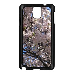Sakura Tree Samsung Galaxy Note 3 N9005 Case (Black)
