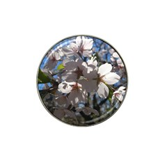 Cherry Blossoms Golf Ball Marker 10 Pack (for Hat Clip)