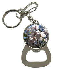 Cherry Blossoms Bottle Opener Key Chain