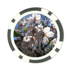 Cherry Blossoms Poker Chip (10 Pack)