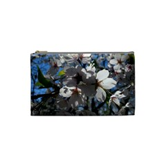 Cherry Blossoms Cosmetic Bag (small)