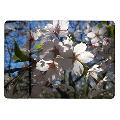Cherry Blossoms Samsung Galaxy Tab 10 1  P7500 Flip Case