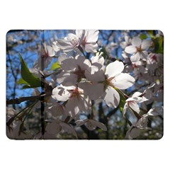 Cherry Blossoms Samsung Galaxy Tab 8 9  P7300 Flip Case