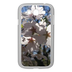 Cherry Blossoms Samsung Galaxy Grand DUOS I9082 Case (White)