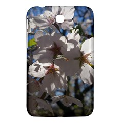 Cherry Blossoms Samsung Galaxy Tab 3 (7 ) P3200 Hardshell Case