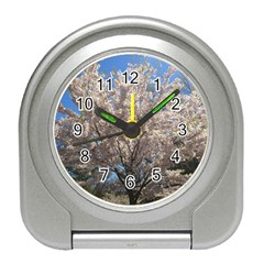 Cherry Blossoms Tree Desk Alarm Clock