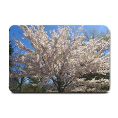 Cherry Blossoms Tree Small Door Mat