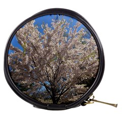 Cherry Blossoms Tree Mini Makeup Case