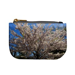 Cherry Blossoms Tree Coin Change Purse