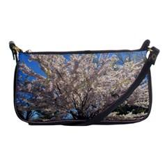 Cherry Blossoms Tree Evening Bag