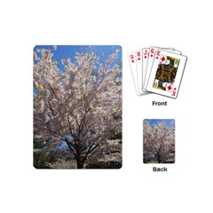 Cherry Blossoms Tree Playing Cards (Mini)