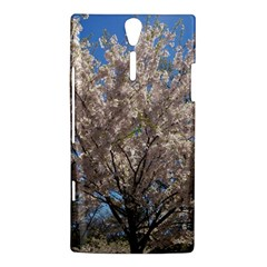 Cherry Blossoms Tree Sony Xperia S Hardshell Case