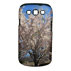 Cherry Blossoms Tree Samsung Galaxy S III Classic Hardshell Case (PC+Silicone)