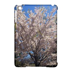 Cherry Blossoms Tree Apple iPad Mini Hardshell Case (Compatible with Smart Cover)