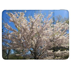 Cherry Blossoms Tree Samsung Galaxy Tab 7  P1000 Flip Case