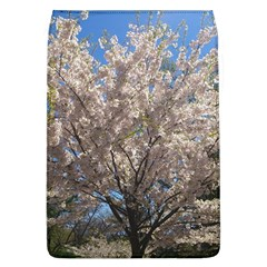 Cherry Blossoms Tree Removable Flap Cover (Large)