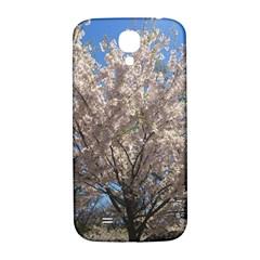 Cherry Blossoms Tree Samsung Galaxy S4 I9500/i9505  Hardshell Back Case
