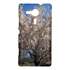 Cherry Blossoms Tree Sony Xperia SP M35H Hardshell Case