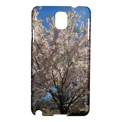 Cherry Blossoms Tree Samsung Galaxy Note 3 N9005 Hardshell Case