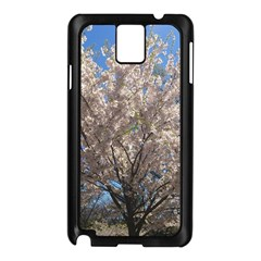 Cherry Blossoms Tree Samsung Galaxy Note 3 N9005 Case (Black)