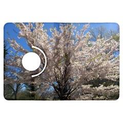 Cherry Blossoms Tree Kindle Fire HDX 7  Flip 360 Case