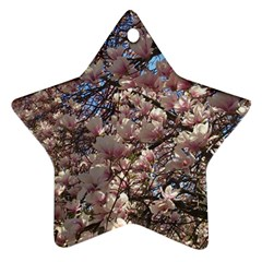 Sakura Star Ornament
