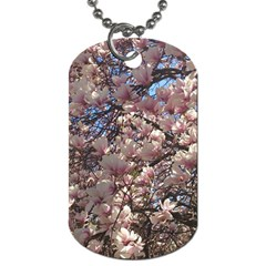 Sakura Dog Tag (One Sided)