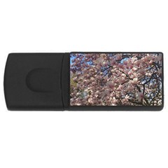 Sakura 4gb Usb Flash Drive (rectangle)