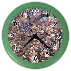 Sakura Wall Clock (color)