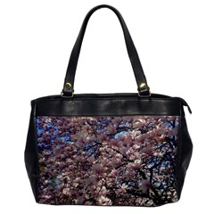 Sakura Oversize Office Handbag (One Side)
