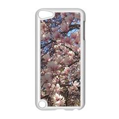 Sakura Apple Ipod Touch 5 Case (white)